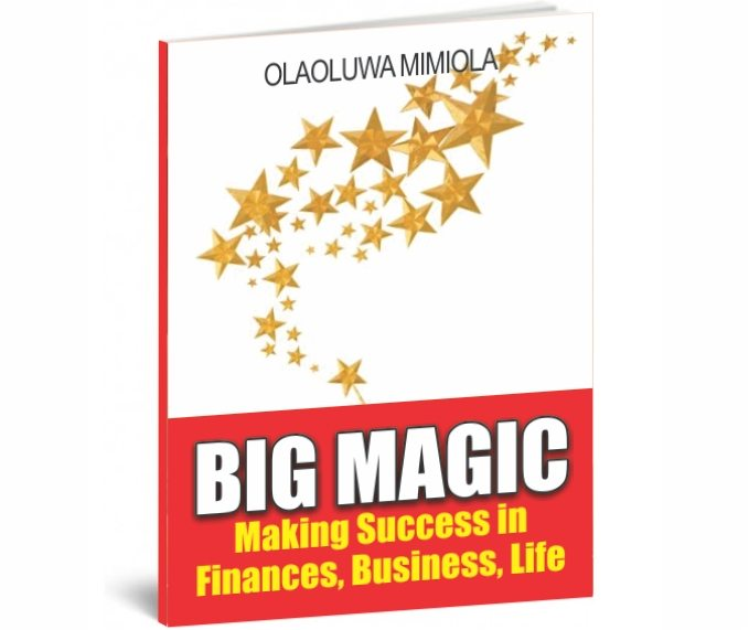 Big Magic - Making Success