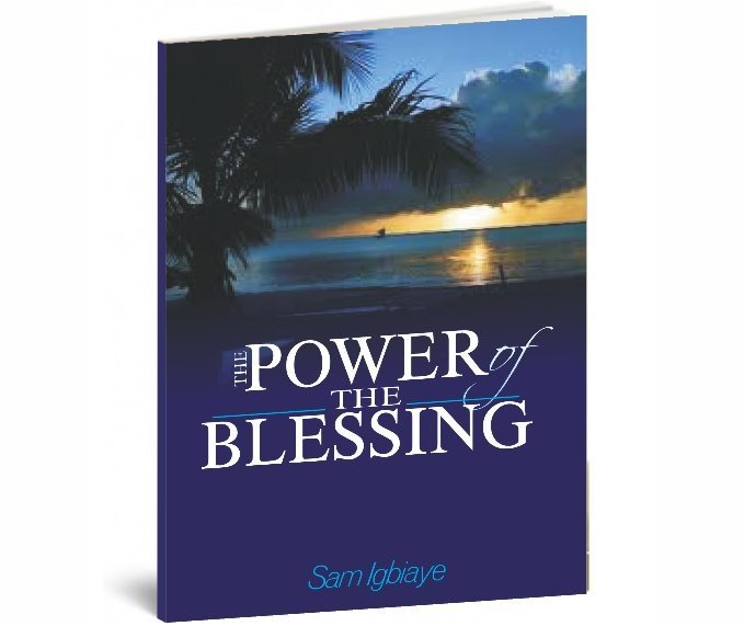The Power of The Blessing eCover