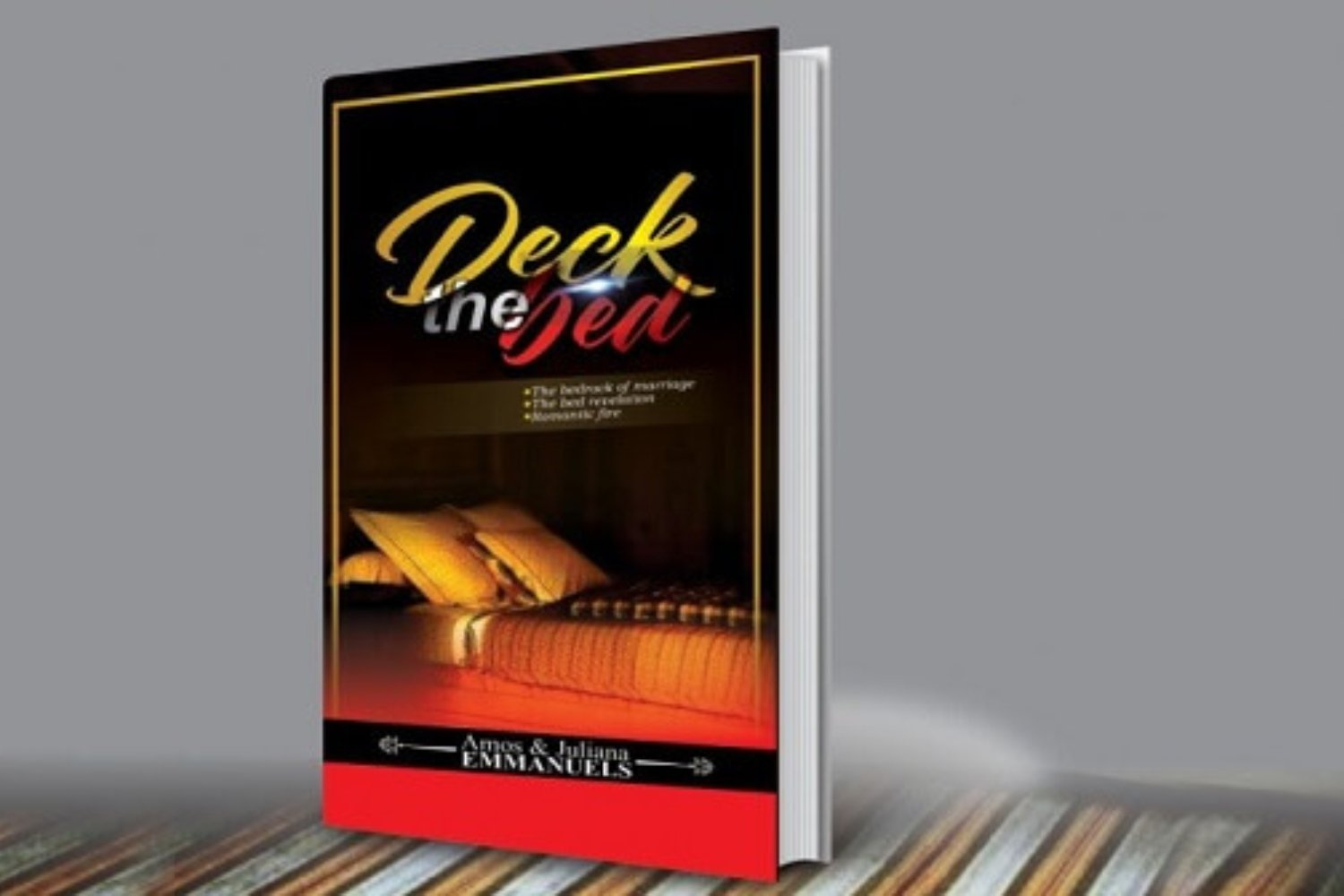 Deck-The-Bed